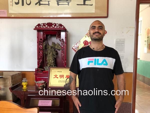 kUNYU Mountain Shaolin Kung fu academy